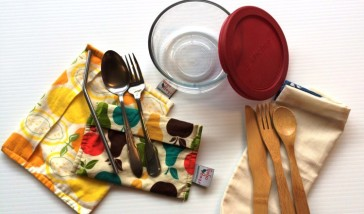 Plastic Free Kits - Dining out